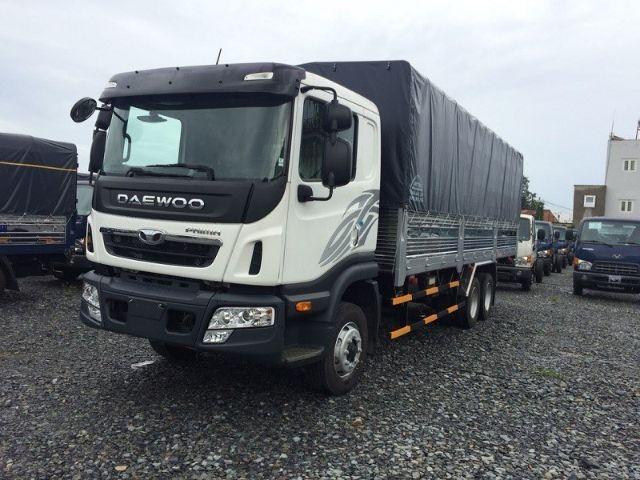 Cho thuê xe tải 14 tấn