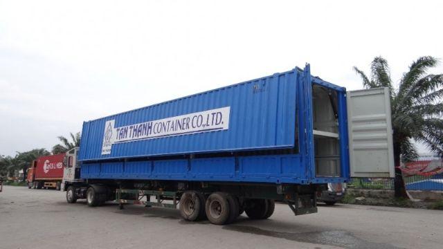 Cho thuê xe tải 17 tấn
