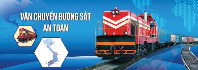 Ưu điểm vận chuyển hàng hóa bằng đường sắt
