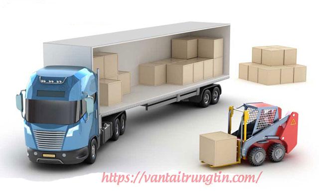 Ưu điểm vận chuyển hàng hóa bằng xe tải