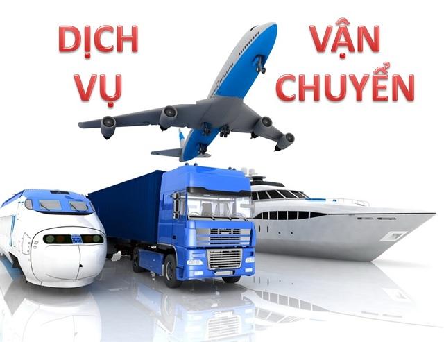 Vấn chuyển hàng hóa đi Lào