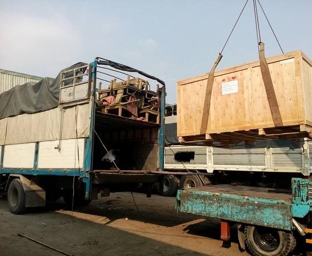 Vận chuyển hàng hóa Trung Tín