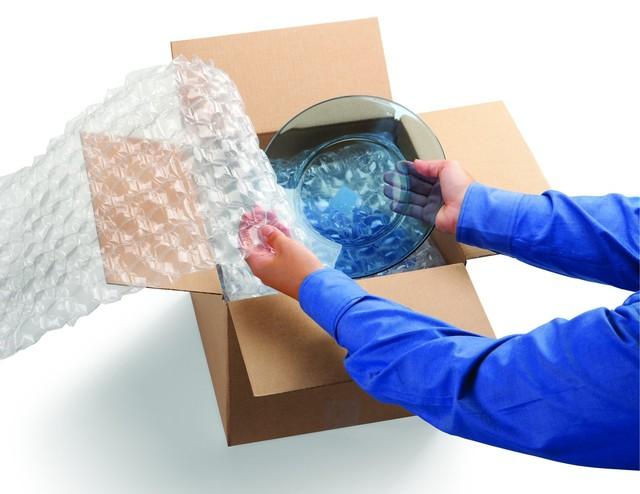 Cách đóng gói hàng hóa với hàng dễ vỡ