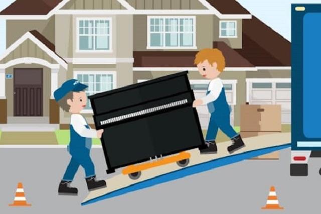 Lưu ý khi vận chuyển đàn piano