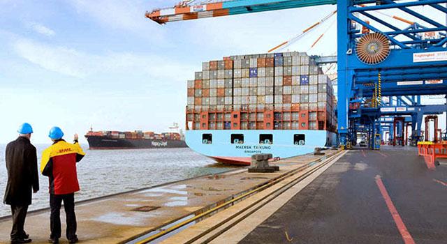 Đóng hàng xuất khẩu đường biển