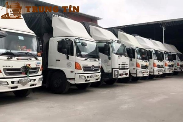 Dịch vụ uy tín của Vận tải Trung Tín
