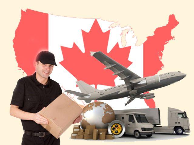 Vận chuyển hàng từ Canada về Việt Nam