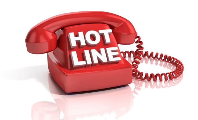Hotline của Vận tải Trung Tín