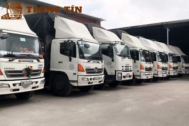 Vận tải Sài Gòn- Bạc Liêu
