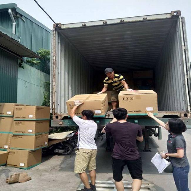 Các mặt hàng Vận tải Trung Tín nhận chuyển