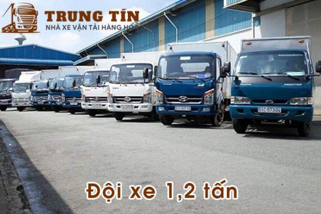 Vận tải Trung Tín cung cấp dịch vụ vận tải Sài Gòn ra Nam Định