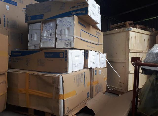 Các mặt hàng chành xe Vũng Tàu nhận vận chuyển
