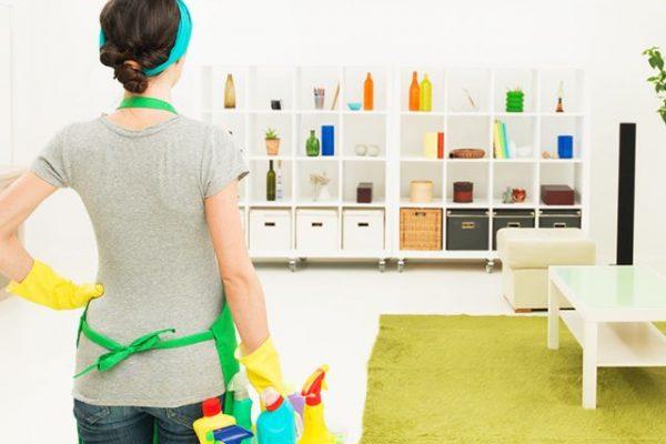 cách dọn dẹp nhà cửa của người Nhật 1