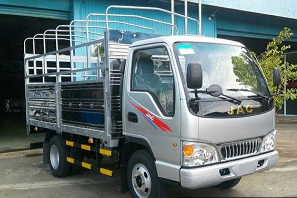 Kích thước thùng xe tải 1T25 – JAC avatar
