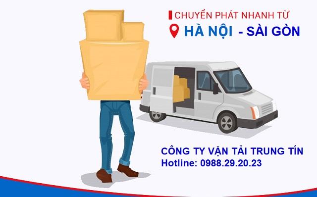 Đơn vị cung cấp dịch vụ chuyển phát nhanh từ Hà Nội đi Sài Gòn