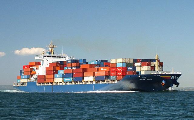 Cách tính cước phí vận chuyển đường biển