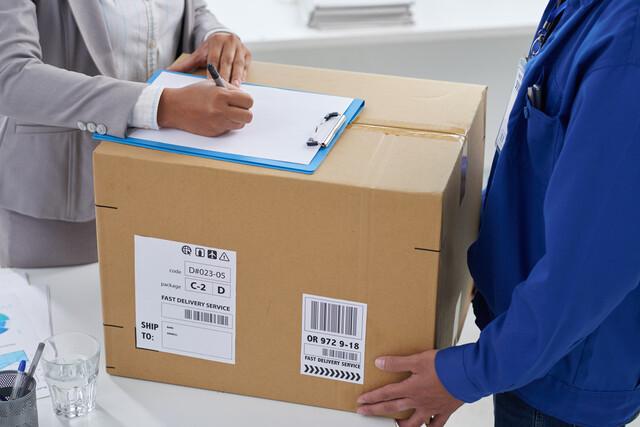 Biên bản ký gửi hàng hoá